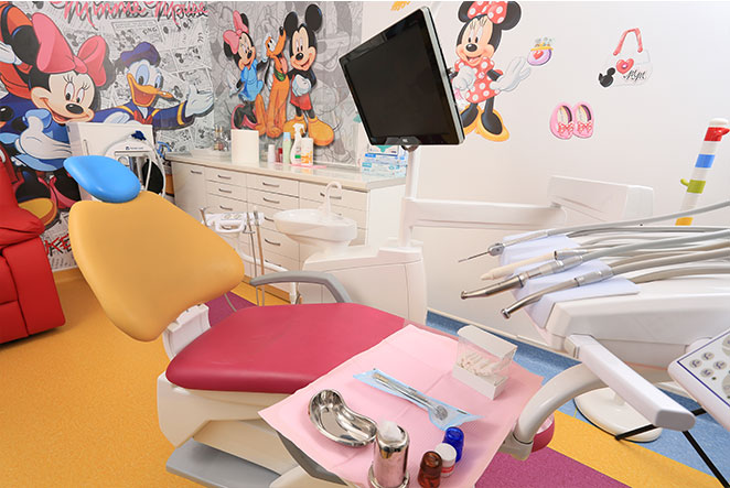 Cabinetul Mickey