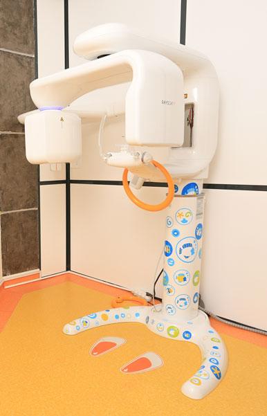 Aparat radiologie